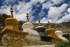 Chortens Royalty Free Stock Photography