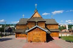 Chortkiv de Oekraïne Royalty-vrije Stock Foto