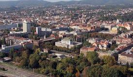 Chorwaccy stanów archiwa, Zagreb zdjęcia stock