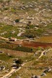 chorwacja domu krajobraz stary Zdjęcie Stock