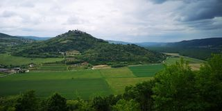 Chorwacja, Istria, Antyczny Motovun/ zdjęcie royalty free