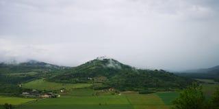 Chorwacja, Istria, Stary Grodzki Motovun/ obrazy royalty free