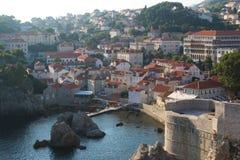 Chorwacja krajobrazy i natura Europa podróż zaniki obraz stock