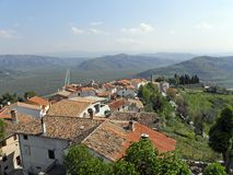 Chorwacja, Motovun Montona, 5 Zdjęcie Stock