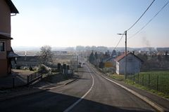 Chorwacja, Pisarovina, 2 Fotografia Royalty Free