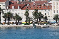 Chorwacja rozłam obraz stock
