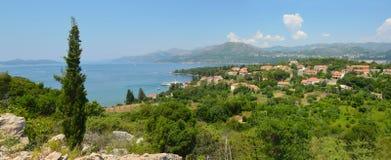 Chorwacka wyspa Kolocep Zdjęcie Royalty Free