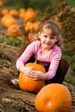 The Chosen Pumpkin Stock Images