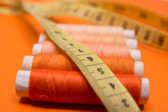 Choses de couture Photographie stock libre de droits