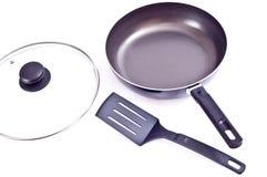 Choses de cuisine Images libres de droits