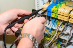 Choses électriques Images libres de droits