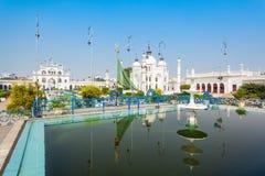 Chota Imambara, Лакхнау Стоковая Фотография RF