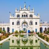 Chota Imambara, Lucknow royaltyfria bilder