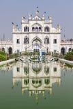Chota Imambara, Lucknow Fotografering för Bildbyråer