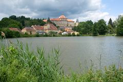 Chotesov, Czech republic Royalty Free Stock Photography