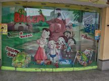 chotta bheem στοκ εικόνες