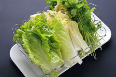 Chou de ¼ de Vegetablesï Images libres de droits