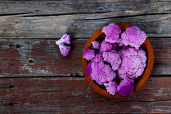 chou-fleur Photos stock