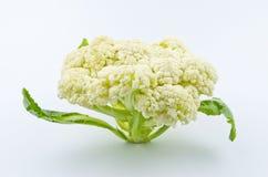Chou-fleur organique Images libres de droits