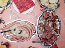 Choucroute-Sauerkraut Stockfoto