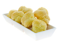 Choux in  bowl Royalty Free Stock Photos
