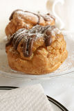 Choux Buns Stock Photography