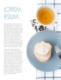 Choux cream Stock Photography