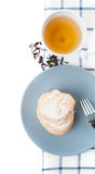 Choux cream Stock Photography