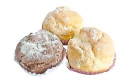 Choux cream Royalty Free Stock Photo