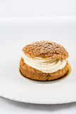 Choux a la creme Stock Photos