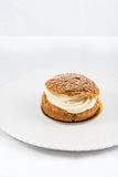 Choux a la creme Royalty Free Stock Photos
