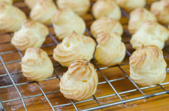 Choux pastry Royalty Free Stock Images