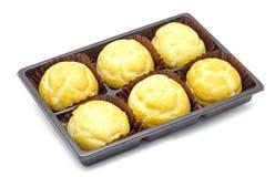 Choux pastry Stock Photos
