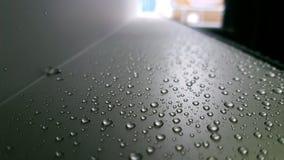 Chova gotas imagens de stock
