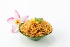 Chow Mein Royaltyfri Fotografi