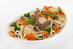 Chow Mein Royalty Free Stock Images
