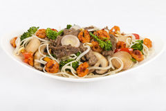 Chow Mein Stock Photography