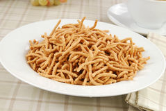 Chow Mein Noodles Stock Photography