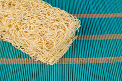 Chow Mein noodles Royalty Free Stock Photo