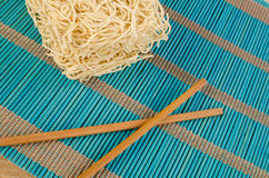 Chow Mein noodles Royalty Free Stock Images