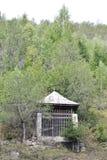Chowana fontanna Obrazy Stock