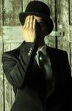 chowany portret Fotografia Stock