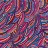 Chowanych oczu abstrakcjonistyczny bezszwowy wzór Zdjęcie Royalty Free