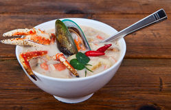 Chowder Stock Photography