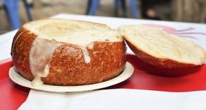 chowdermussla francisco san Royaltyfri Bild