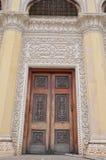 Chowmahalla宫殿在海得拉巴,印度 库存图片