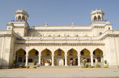 Chowmahalla Palace Facade Stock Photo