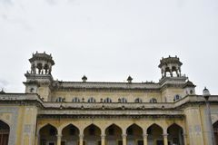 Chowmahalla Palace, Hyderabad, India Royalty Free Stock Image