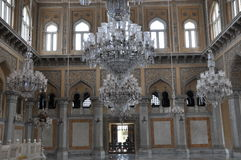Chowmahalla Palast in Hyderabad, Indien Stockfotos