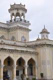 Chowmahalla slott i Hyderabad, Indien Royaltyfri Fotografi